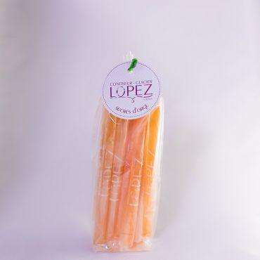 Sucres d'Orge Mandarine