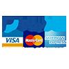 Paiement sécurisé par CB ou Paypal (compte facultatif)